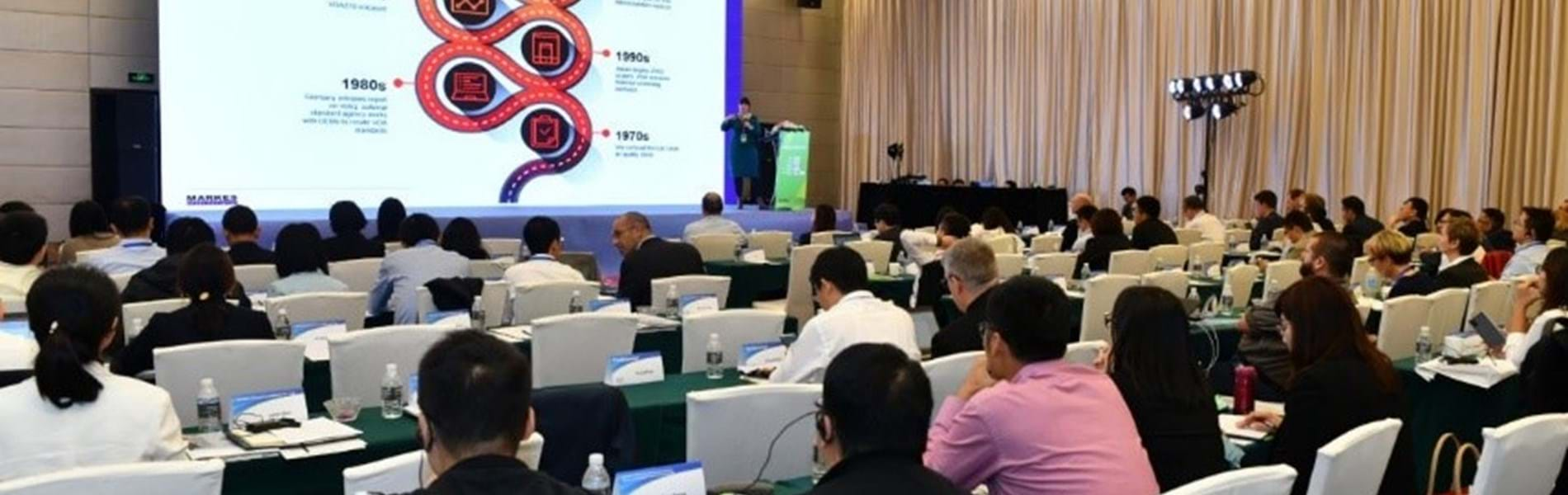 Regulatory and research developments at the 5th China In-Vehicle Air Quality Summit