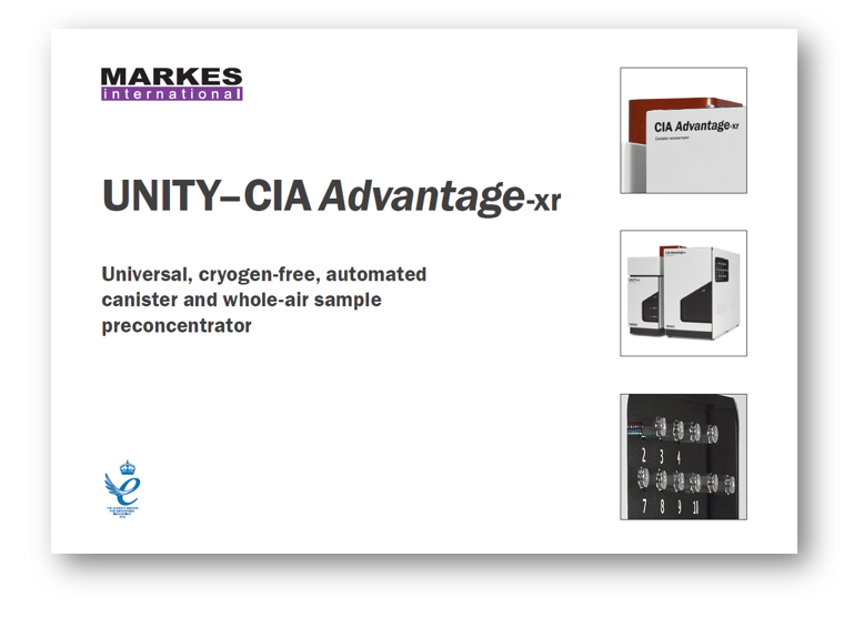 UNITY-CIA Advantage-xr