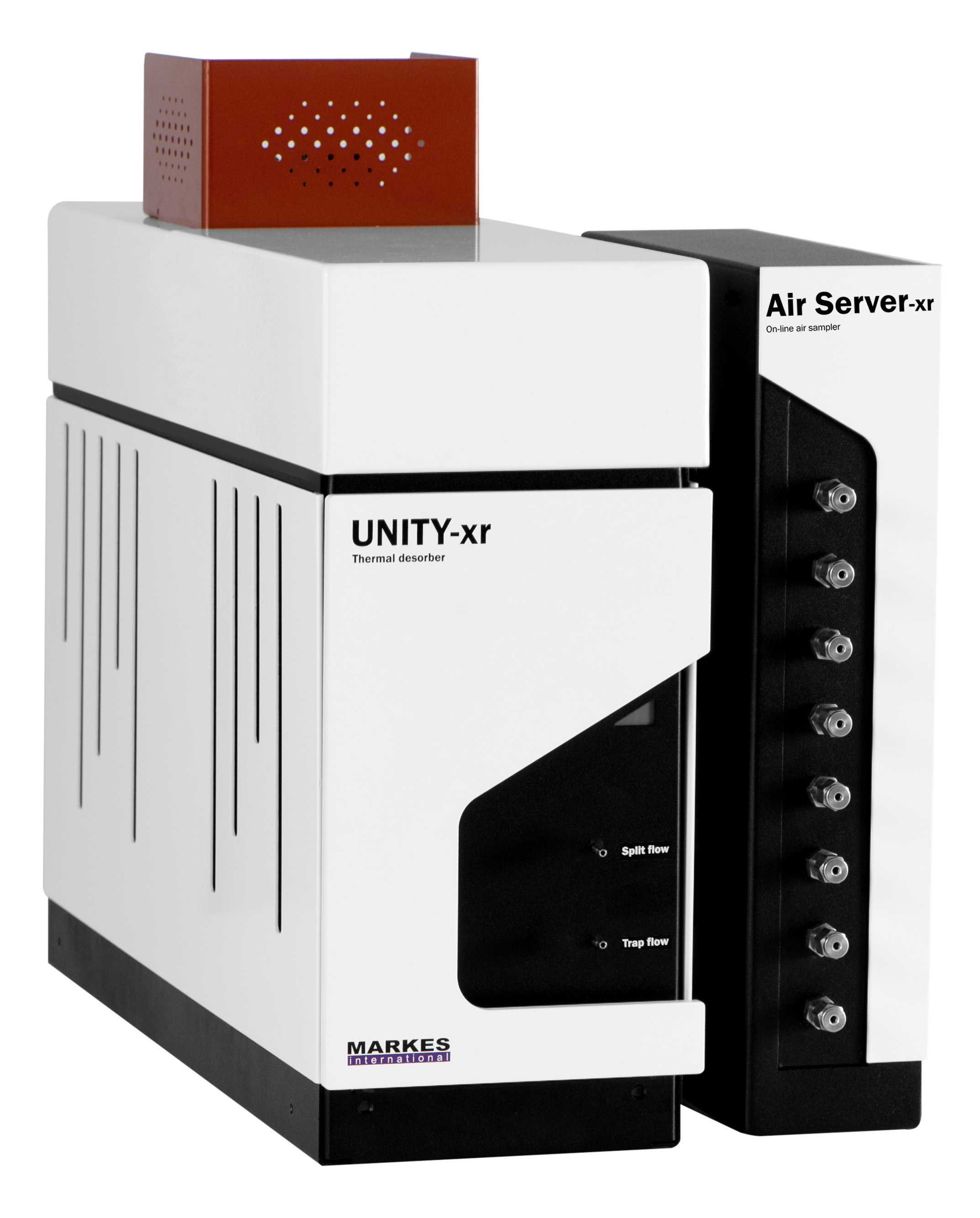 UNITY Xr Air Server Xr From Left